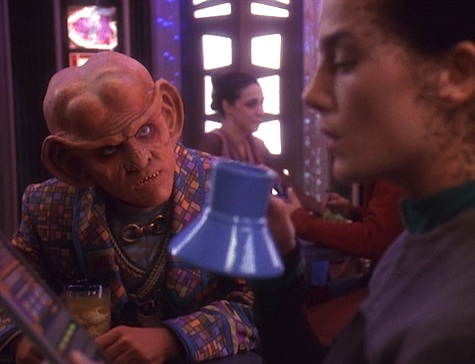 Star Trek: Deep Space Nine Rewatch on Tor.com: Business as Usual