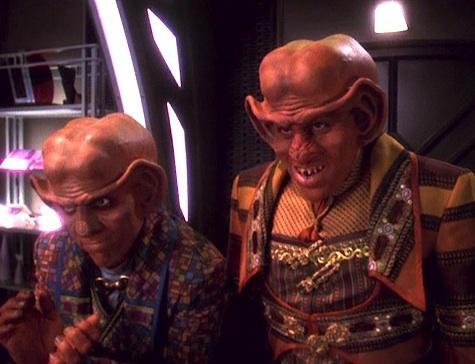 Star Trek: Deep Space Nine Rewatch on Tor.com: Business as Usual