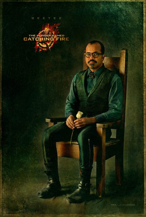 Capitol Portraits Beetee Jeffrey Wright Catching Fire