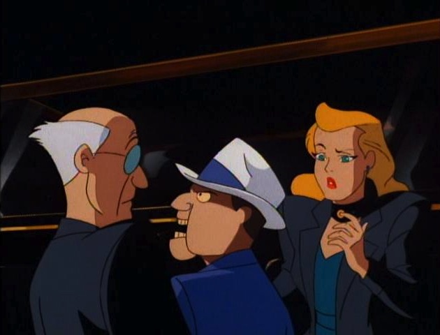 The Ventriloquist, Scarface, & Selina Kyle