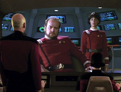 Star Trek: The Next Generation Rewatch on Tor.com: Cause and Effect