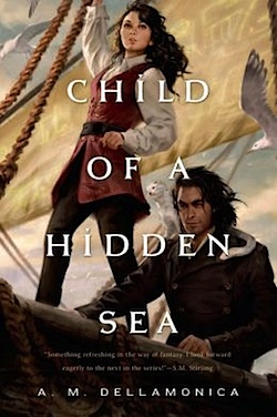 Child of a Hidden Sea A.M. Alyx Dellamonica