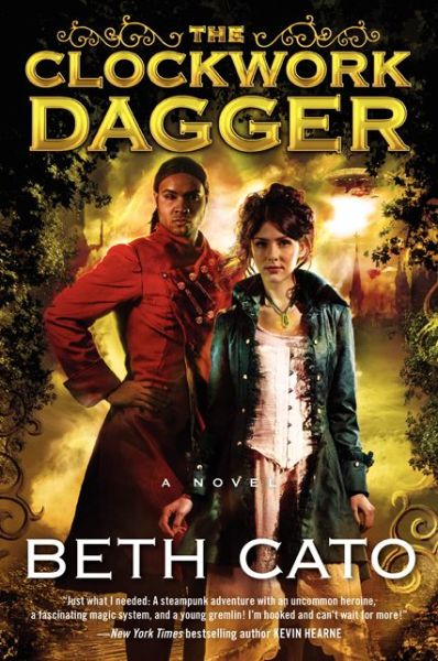 The Clockwork Dagger Beth Cato