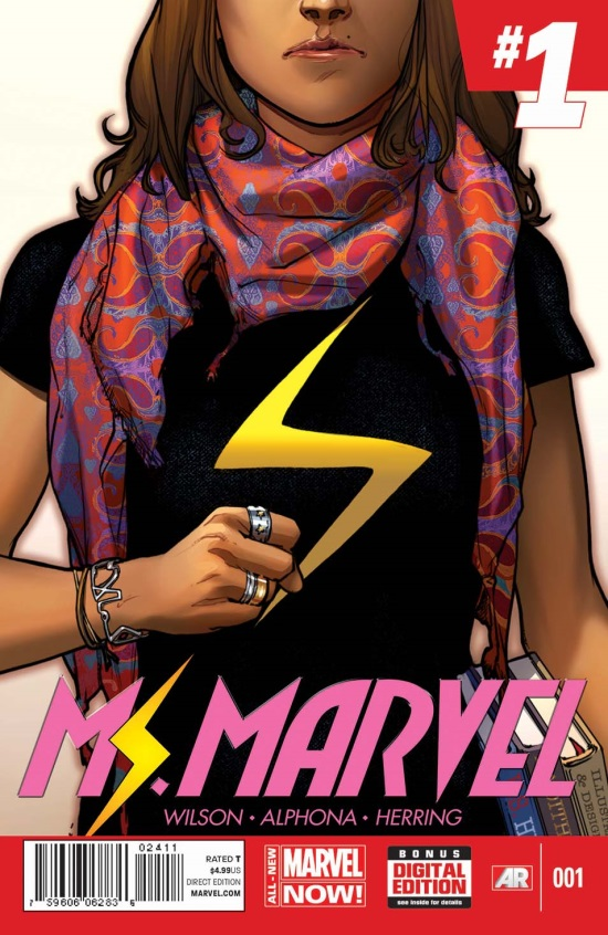 Ms Marvel Kamela Kahn