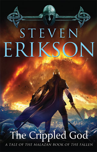 The Crippled God by Steven Erikson