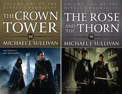 Riyria Chronicles Michael J Sullivan