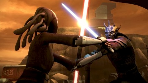 Star Wars The Clone Wars, Revival, Adi Gallia, Savage Opress