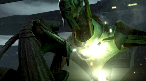 Star Wars: The Clone Wars, Grievous, Tarpals