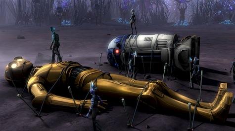 Star Wars: The Clone Wars, C-3PO, R2-D2