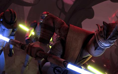 Star Wars: The Clone Wars, Krell