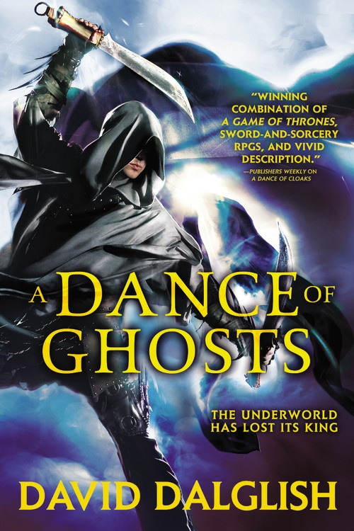 Orbit cover art A Dance of Ghosts David Dalglish