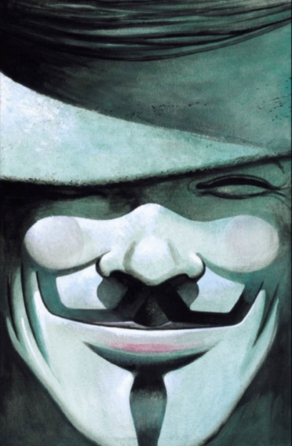Guy Fawkes V For Vendetta