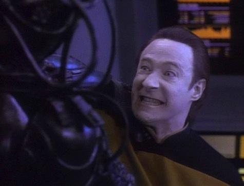 Star Trek: The Next Generation Rewatch on Tor.com: Descent, Part 1