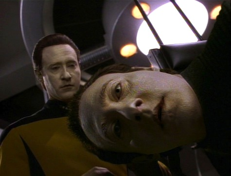 Star Trek: The Next Generation Rewatch on Tor.com: Descent, Part II