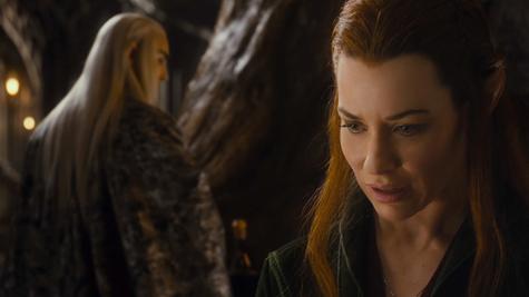 The Hobbit Tolkien Peter Jackson Tauriel