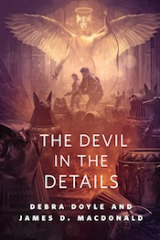 Devil in the Details Debra Doyle James D McAllister Dominick Saponaro