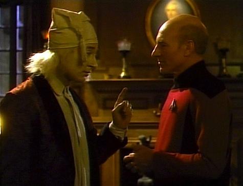 Star Trek: The Next Generation: Devil's Due