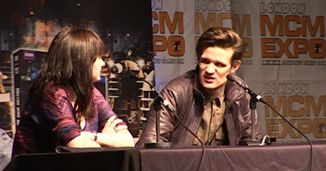 Highlights from the Doctor Who London Comic Con Spotlight