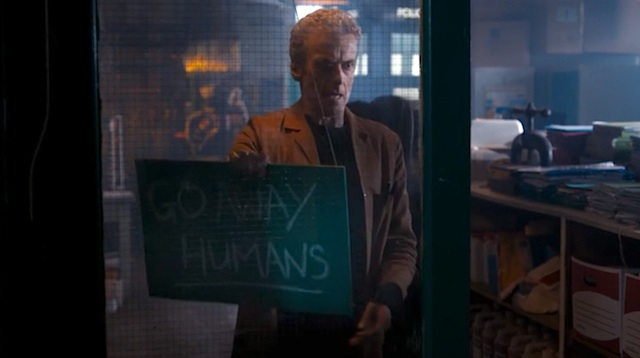 Doctor Who season 8, episode 6: The Caretaker