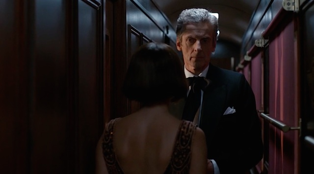 Doctor Who season 8, episode 8: Mummy on the Orient Express