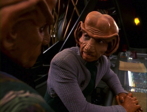 Star Trek: Deep Space Nine Rewatch On Tor.com: Doctor Bashir, I  Dr Bashir I Presume