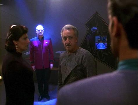 Star Trek: Deep Space Nine Rewatch on Tor.com: Doctor Bashir, I Presume?