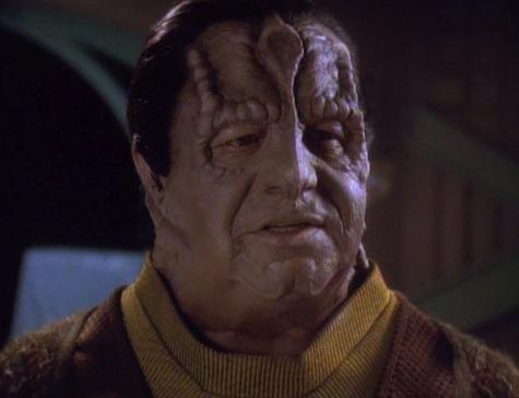 Star Trek Deep Space Nine Improbable Cause