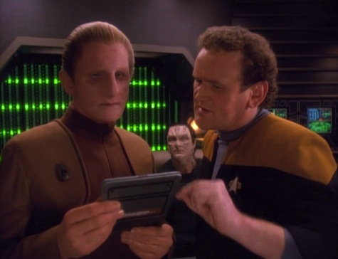 Star Trek Deep Space Nine Improbable Cause