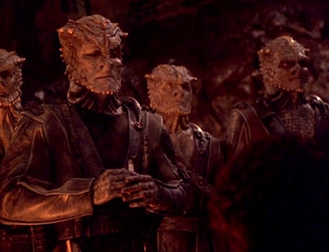 Star Trek: Deep Space Nine, Rocks and Shoals