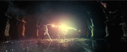 Dumbledore Voldemort showdown at Tor.com Urban Fantasy