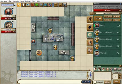 Playing Tabletop Dungeons & Dragons Online | Tor com