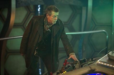 John Hurt, Doctor Who 50th anniversary
