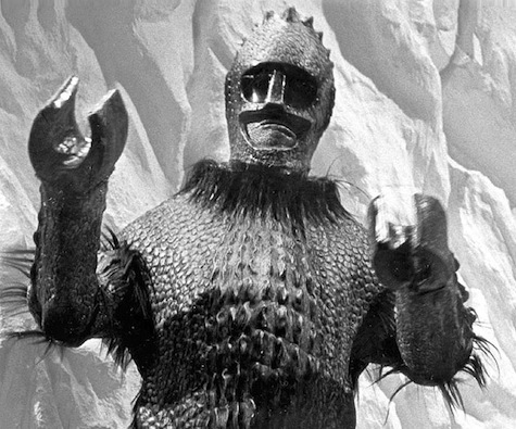 Doctor Who Villains Ice Warrior
