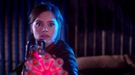 Doctor Who, Nightmare in Silver, Neil Gaiman, Clara
