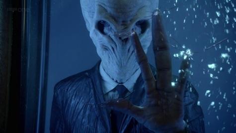 Doctor Who Villains Silence