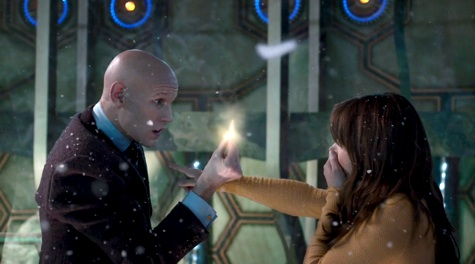 Doctor Who, The Time of the Doctor, Eleven, Clara