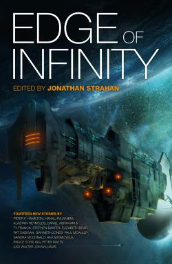 Edge of Infinity anthology UK cover