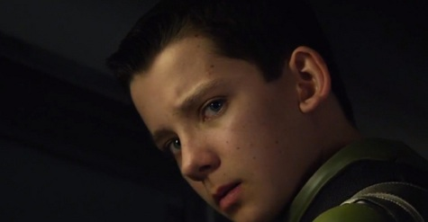 Ender's Game, Asa Butterfield