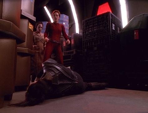 Star Trek: Deep Space Nine Rewatch on Tor.com: Favor the Bold