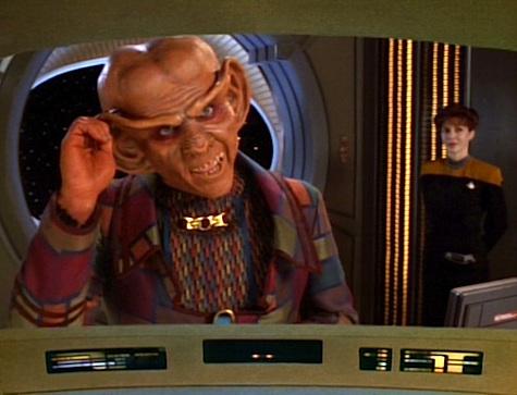 Star Trek The Next Generation rewatch Tor.com Firstborn