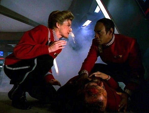 Star Trek: Voyager, Flashback