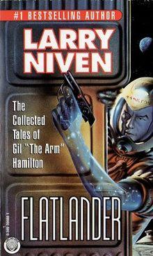 Flatlander Larry Niven Gil Hamilton