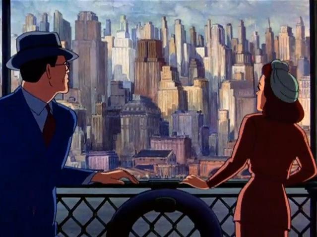 Superman animated Max and Dave Fleischer