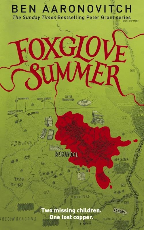 Ben Aaronovitch Foxglove Summer