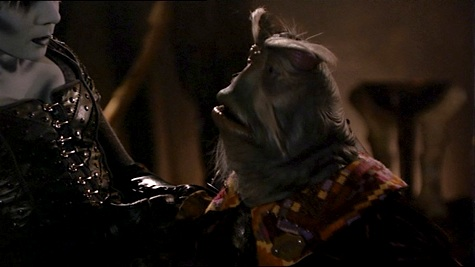 Farscape, A Constellation of Doubt, Rygel, Chiana