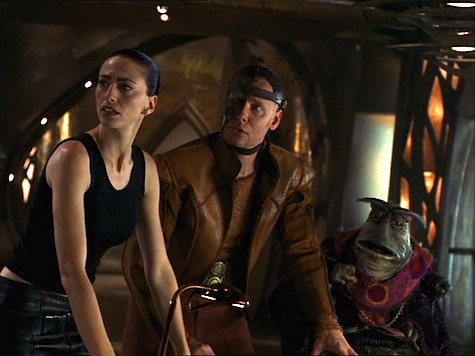 Farscape, Eat Me, Aeryn, Stark, Rygel