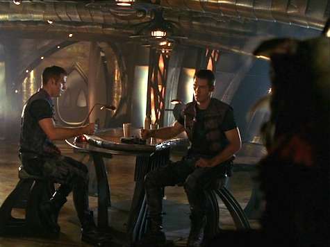 Farscape, Eat Me, John Crichton