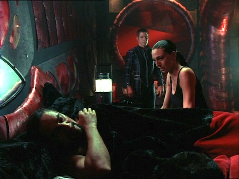 Farscape, Green Eyed Monster, Crichton, Crais, Aeryn