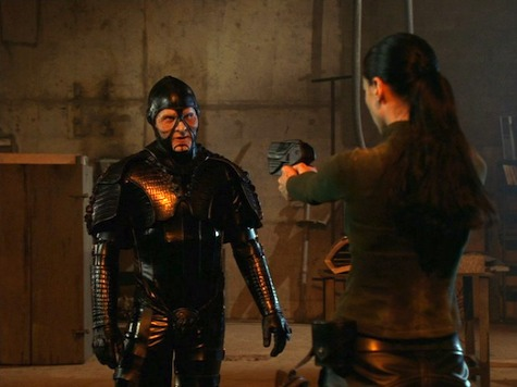 Farscape, Infinite Possibilities: Icarus Abides, Aeryn, Harvey