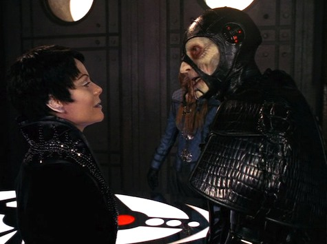 Farscape, Into the Lion's Den I: Lambs to the Slaughter, Scorpius, Graza